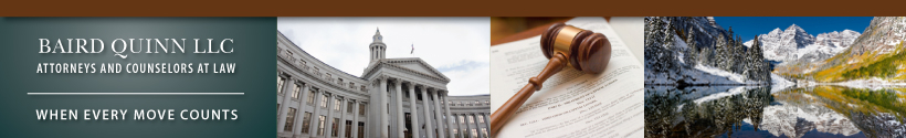 Denver law firms - Baird Quinn LLC's